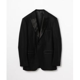TOMORROWLAND / トゥモローランド Super150'sウールドスキン ピークドラペルタキシードジャケット