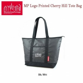 正規品 マンハッタンポーテージ Manhattan Portage トート MP Logo Printed Cherry Hill Tote Bag MP1307ZP