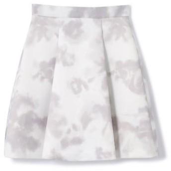 PROPORTION BODY DRESSING / プロポーションボディドレッシング マーブルプリントスカート