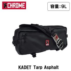 CHROME クローム KADET Tarp Asphalt BG189 【カバン】 メッセンジャーバッグ ボディバッグ ウェストバッグ ファッション おしゃれ カデット/日本正規品