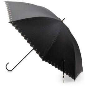 SHOO・LA・RUE / シューラルー 【晴雨兼用】スタースカラップパラソル(長傘)