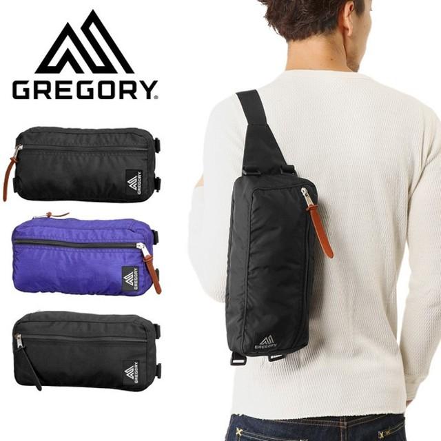 GREGORY グレゴリー TWO-WAY POCKET ツーウェイポケット ボディバッグ ショルダーバッグ ブランド
