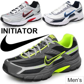ランニングシューズ ダッドスニーカー メンズ ナイキ NIKE イニシエーター ランニング ジョギング ジムトレーニング スニーカー 男性用 運動靴 くつ /394055