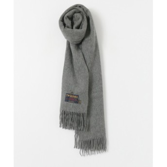 URBAN RESEARCH / アーバンリサーチ TWEED MILL LAMBSWOOL STOLE