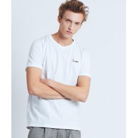 ABAHOUSE / アバハウス 【BRICKTOWN】ワンポイントTシャツ(CIGARETTE)