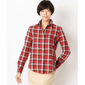 SHIPS for women / シップスウィメン チェックシャツ☆