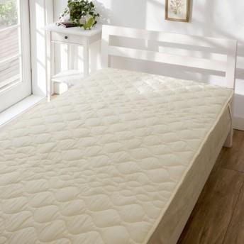 布団カバー シーツ 敷きパッド パッドシーツ 洗えるベッドパッド セミダブル