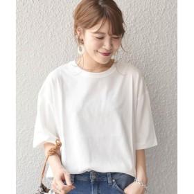 SHIPS for women / シップスウィメン ビッグTシャツ
