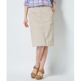 J.PRESS / ジェイプレス コンパクトストレッチピケ スカート