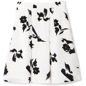 PROPORTION BODY DRESSING / プロポーションボディドレッシング  オプティカルプリントスカート