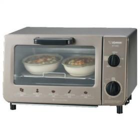 象印 オーブントースター こんがり倶楽部 メタリックブラウン ET-VA22-TC