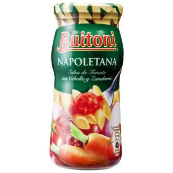 ブイトーニ トマトソース ナポリターナ 400g