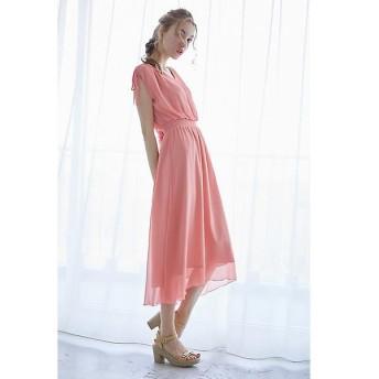 PROPORTION BODY DRESSING / プロポーションボディドレッシング  《EDIT COLOGNE》シアークレープワンピース