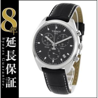 ティソ T-クラシック PR100 クロノグラフ 腕時計 メンズ TISSOT T101.417.16.051.00