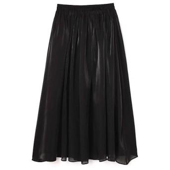 ROSE BUD / ローズ バッド [Gina冬号掲載]ギャザーロングスカート