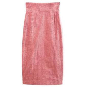 PROPORTION BODY DRESSING / プロポーションボディドレッシング  《EDIT COLOGNE》レースアップタイトスカート