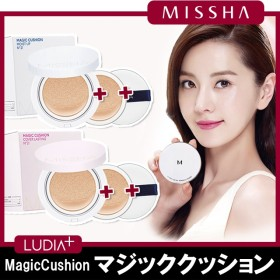 MISSHA ミシャ マジック クッション カバーラスティング モイストアップ ファンデーション 韓国コスメ Missha Cushion