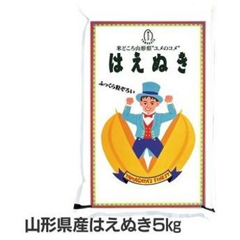 お米 5キロ 山形県産 はえぬき 5kg 米 ごはん うるち米 精白米