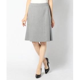 J.PRESS / ジェイプレス テンセル/PLパールニット スカート