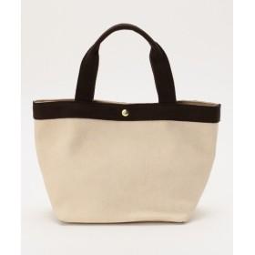 any SiS / エニィスィス 異素材コンビミニトート バッグ