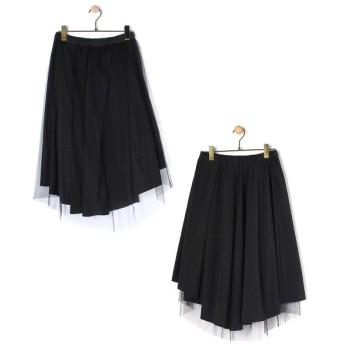 BEARDSLEY / ビアズリー チュールリバースカート