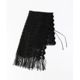 SHIPS for women / シップスウィメン little black:レースストール