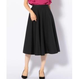 SHIPS for women / シップスウィメン タイプライターフレアスカート
