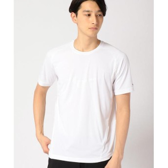 COMME CA ISM / コムサイズム 〔ミズノ コラボ商品〕ロゴTシャツ