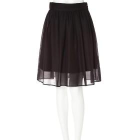 PROPORTION BODY DRESSING / プロポーションボディドレッシング  タックスパンボイルスカート