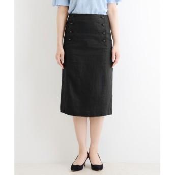 NIMES / ニーム 14LINENタイトスカート