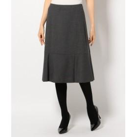 自由区 / ジユウク 【Class Lounge】WOOL GEORGETTE スカート