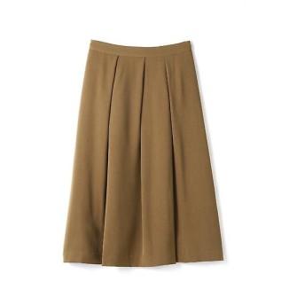PROPORTION BODY DRESSING / プロポーションボディドレッシング 《BLANCHIC》タックフレアスカート