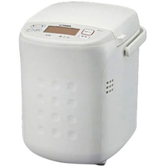 タイガー ホームベーカリー 「やきたて」(1斤) KBC-A100-W ホワイト
