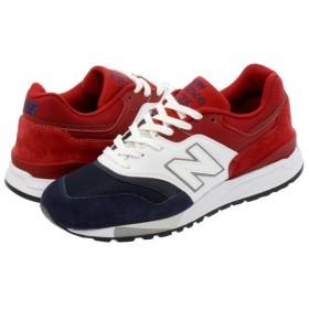NEW BALANCE ML997HCA ニューバランス  ML 997 HCA RED/WHITE/BLUE