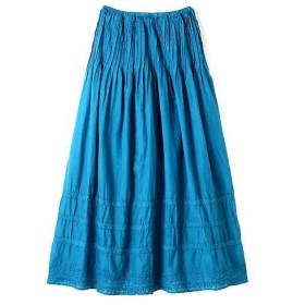 ROSE BUD / ローズ バッド エスニック刺繍ロングスカート