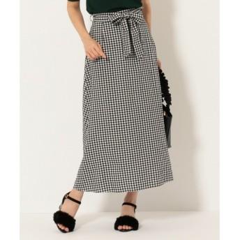 any SiS / エニィスィス 【洗える】ギンガムチェック スカート