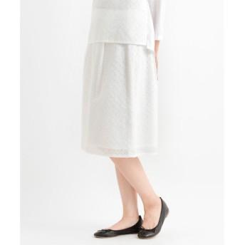 NIMES / ニーム COTTON Lace レーススカート