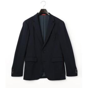 COMME CA MEN / コムサ・メン 市松ジャカードセットアップジャケット