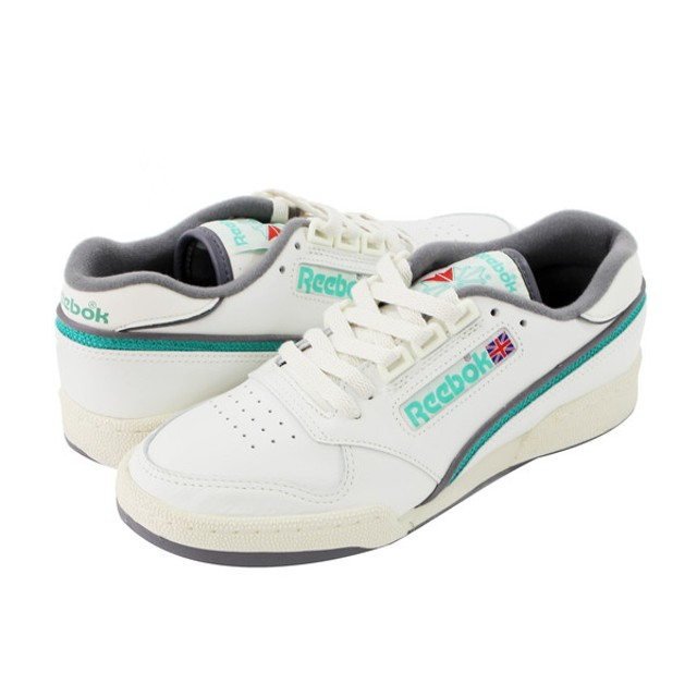 091479e27415 Reebok ACT 600 85 リーボック ACT 600 85 CHALK WHITE TEAL SHARK RED ...