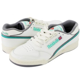 Reebok ACT 600 85 リーボック ACT 600 85 CHALK/WHITE/TEAL/SHARK/RED