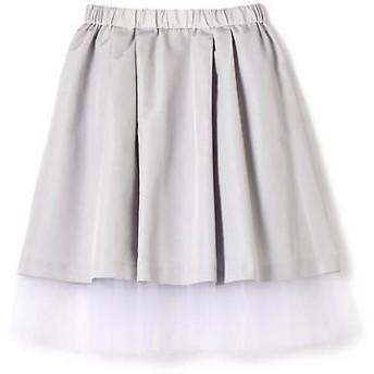 PROPORTION BODY DRESSING / プロポーションボディドレッシング  《EDIT COLOGNE》ティアードギャザースカート