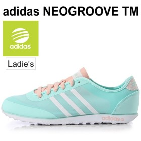 adidas アディダス スニーカー レディス ランニングシューズ 靴/NEOGROOVE TM W/NeoGroove