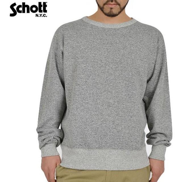Schott ショット 3123082 USA CREW NECK スウェット ブランド【クーポン対象外】
