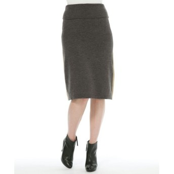 ICB / アイシービー Light Compact Wool スカート