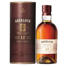 ウイスキー アベラワー 12年 ダブルカスク マチュアード 40度 並行 箱付 700ml シングルモルト 洋酒 whisky 包装不可