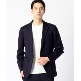 COMME CA MEN / コムサ・メン ブライトジャージセットアップジャケット