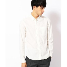 COMME CA MEN / コムサ・メン スーピマコットンネルシャツ