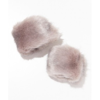 any SiS / エニィスィス 【コートの袖につけられる♪】フェミニンフェイクファー カフス