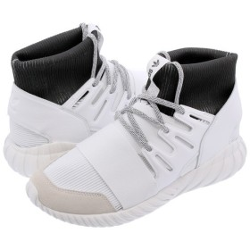 adidas TUBULAR DOOM adidas Originals アディダス チュブラー ドゥーム RUNNING WHITE/CORE BLACK/CORE BLACK
