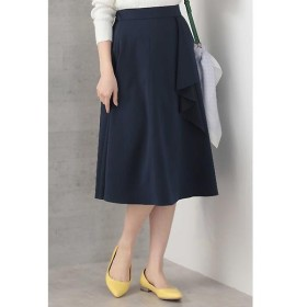 N.Natural Beauty Basic / エヌ ナチュラルビューティーベーシック ラップカラースカート